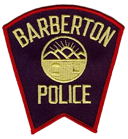 Barberton Police Department Patch