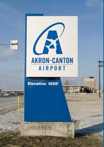 Akron Canton Airport